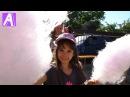 VLOG Идем на Детский праздник ЛЕТО ПРИШЛО Мыльные пузыри Сладкая вата