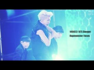 140823 Danger - 방탄소년단 랩몬스터 focus