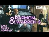 Rapmon (BTS) &amp Warren G - EAST MEETS MORGAN Ep. 10