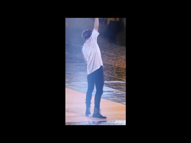 161001 BTS(방탄소년단) 정국 - FIRE (불타오르네) 직캠(Fancam) @부산원아시아페스티벌 by bong