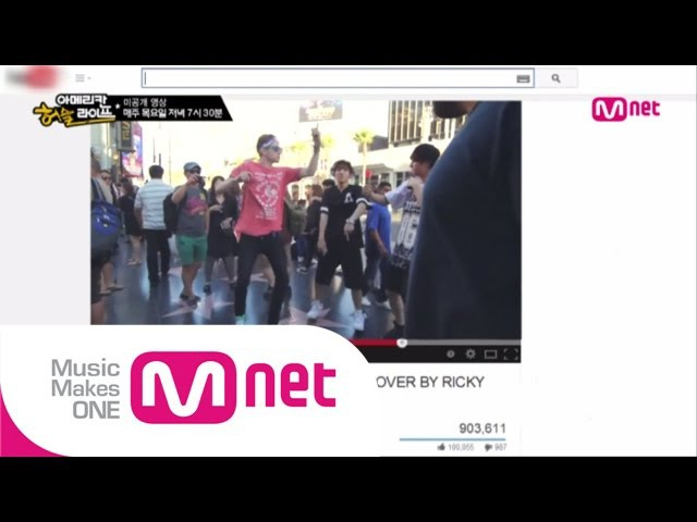 [BTS의 아메리칸허슬라이프] Ep.4 미공개영상 제이홉, 진 유튜브 스타와 함께 댄스