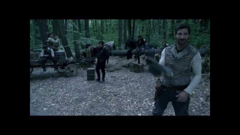 Оборотень: Зверь среди нас / Werewolf: The Beast Among Us (2012) - Трейлер