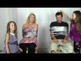 Duct tape Challenge Funtastic Family