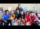 Power Rangers Super Megaforce Cast Interview! SDCC July 2014