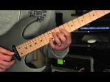 Shredding My Way From C Major to C Minor - Rick Graham
