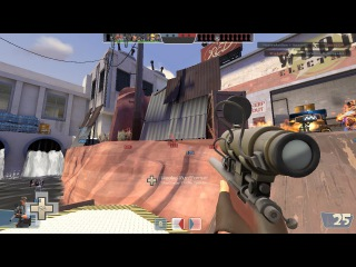 Team Fortress 2 is a VAC Secured Game.mp4