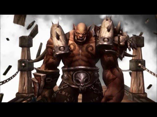 World of Warcraft: Mists of Pandaria (под песню А зори здесь тихие)