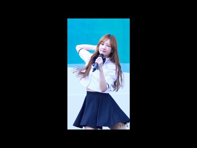 [JIAE] 161015 러블리즈(Lovelyz) 유지애 Ah Choo 시민 대화합 한ᄆ4