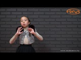 discussed by a 10 year old girl  English for Kids  Dance Studio Focus