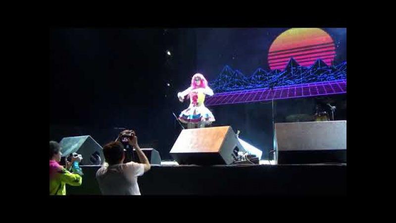 Pinkie Pie Конкурс Косплея DerpFest 2017