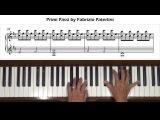 Primi Passi by Fabrizio Paterlini Piano Tutorial