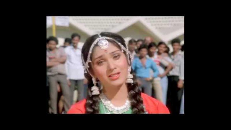 Meenakshi Sheshadri | Paise Bina Koi Kaise Jiye | Maa Beti 1986 | HD 1080p