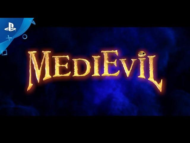 MediEvil - PSX 2017 Teaser Trailer | PS4