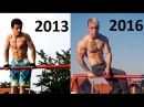Insane 3 Years Street Workout Transformation - Zoran Pesterac From Zero To Hero