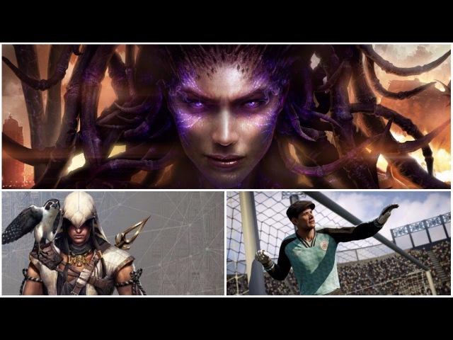 Возможен скорый анонс StarCraft 3 Игровые новости смотреть онлайн без регистрации