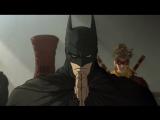 Бэтмен-ниндзя. Трейлер