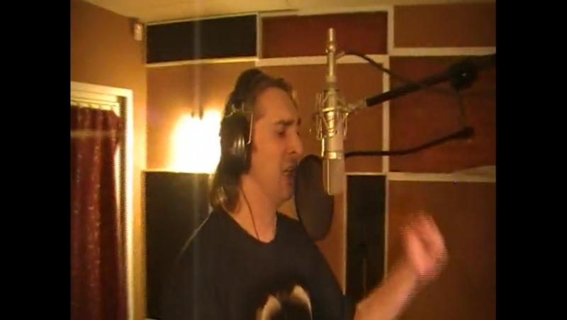 Горшок, запись песни На Краю