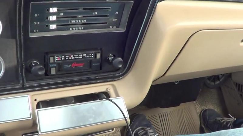 Driving in 1967 Supernatural Impala
