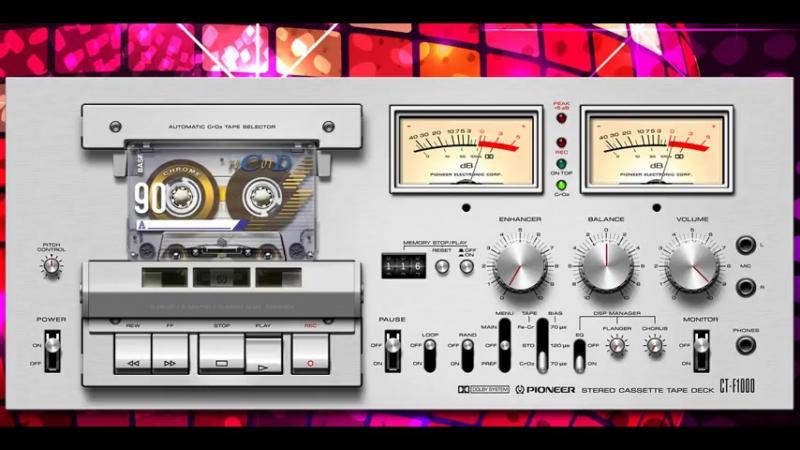 VETRA - (звучит обалденно) Навсегда (Alexander Pierce 80s Edit) [Italo Disco]