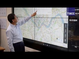 Готэм-сити по-корейски, или Как управлять городом в XXI веке