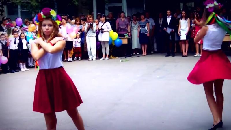 Ани Лорак - Мальви (Мариуполь, ООШ №52, 10-А)