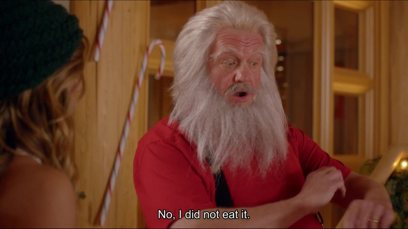 Маленький помощник Санты / Santa's Little Helper (2015) / Family / ENG sub (eng) / 1080p