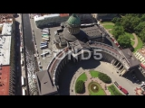 best-aerial-view-kazan-cathedr