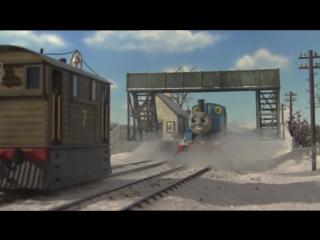 Томас и его друзья - 8 сезон 9 серия «Не говорите Томасу» (VK)