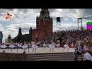 Театральное шоу на Красной площади в День Москвы-2017
