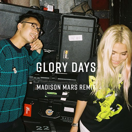 Sweater Beats альбом Glory Days (feat. Hayley Kiyoko) [Madison Mars Remix]