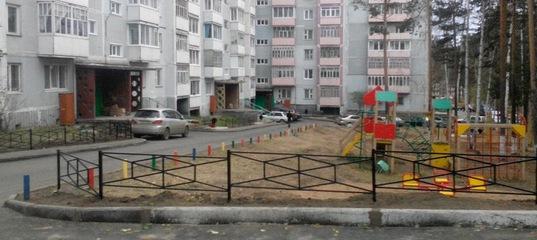 Благоустройство дворов в рамках программы «Формирование современной городской среды»