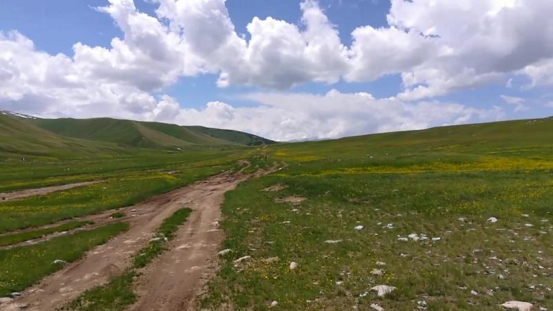 Заилийский Алатау горный хребетна северо-западеТянь-Шаня