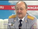 Полковник полиции в отставке Александр Щеглов представил в прямом эфире ГТРК