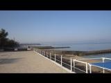 Пляж между тур. базой Мокроусова и Любимовкой .