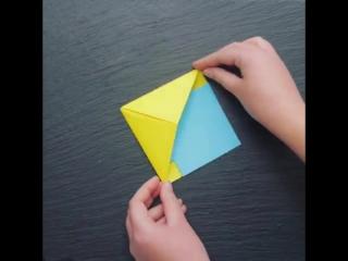 Забавные оригами-закладки 👍