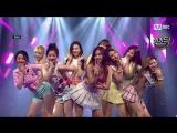 TWICE - Saturday Night (Son Dam Bi) &amp U-Go-Girl (Lee Hyori) (рус. караоке)