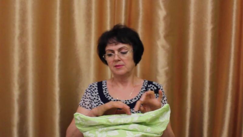 Подушка из гречневой лузги - мои отзывы