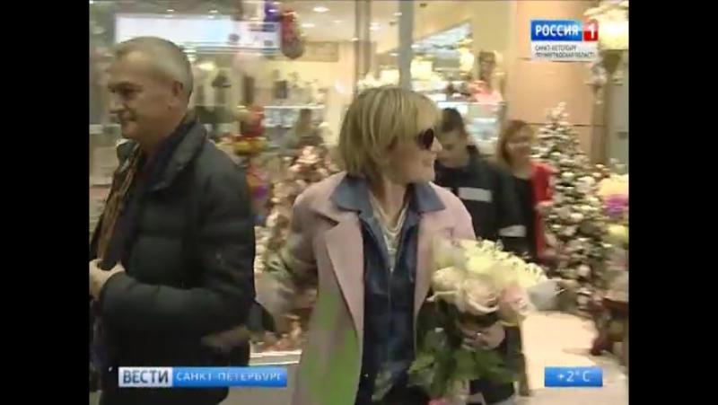 Patricia Kaas (Вести - Санкт-Петербург, Россия1)