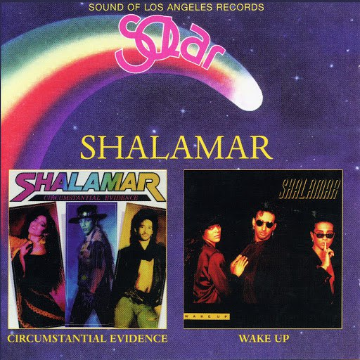 Shalamar альбом Circumstantial Evidence / Wake Up