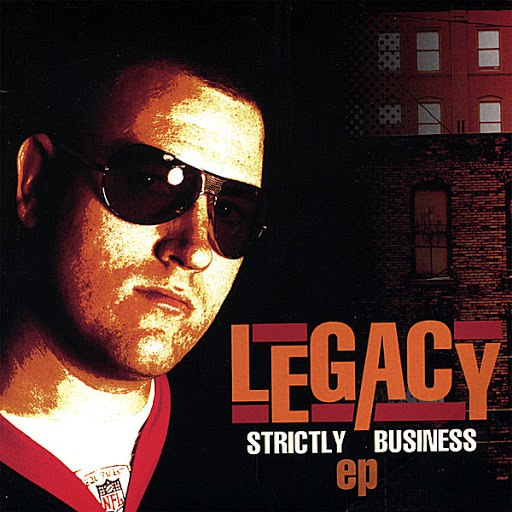Legacy альбом Strictly Business EP