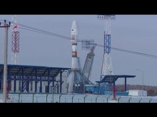 Пуск РКН «Союз-2.1б» с КА «Метеор-М» № 2-1