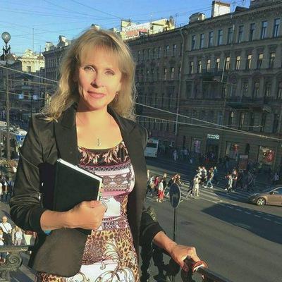 Ирина Черепахина