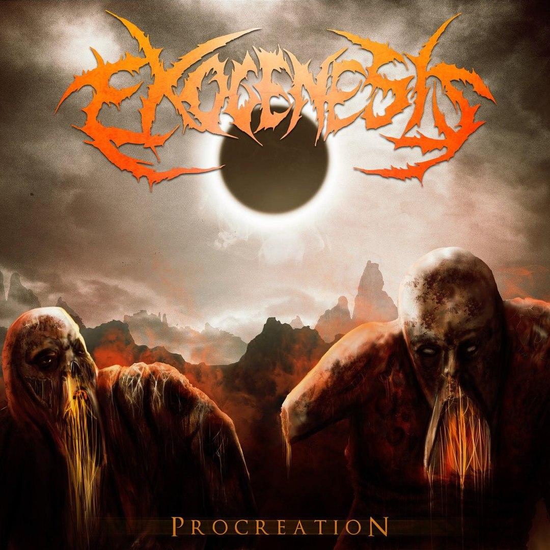 Exogenesis - Procreation [EP] (2017)