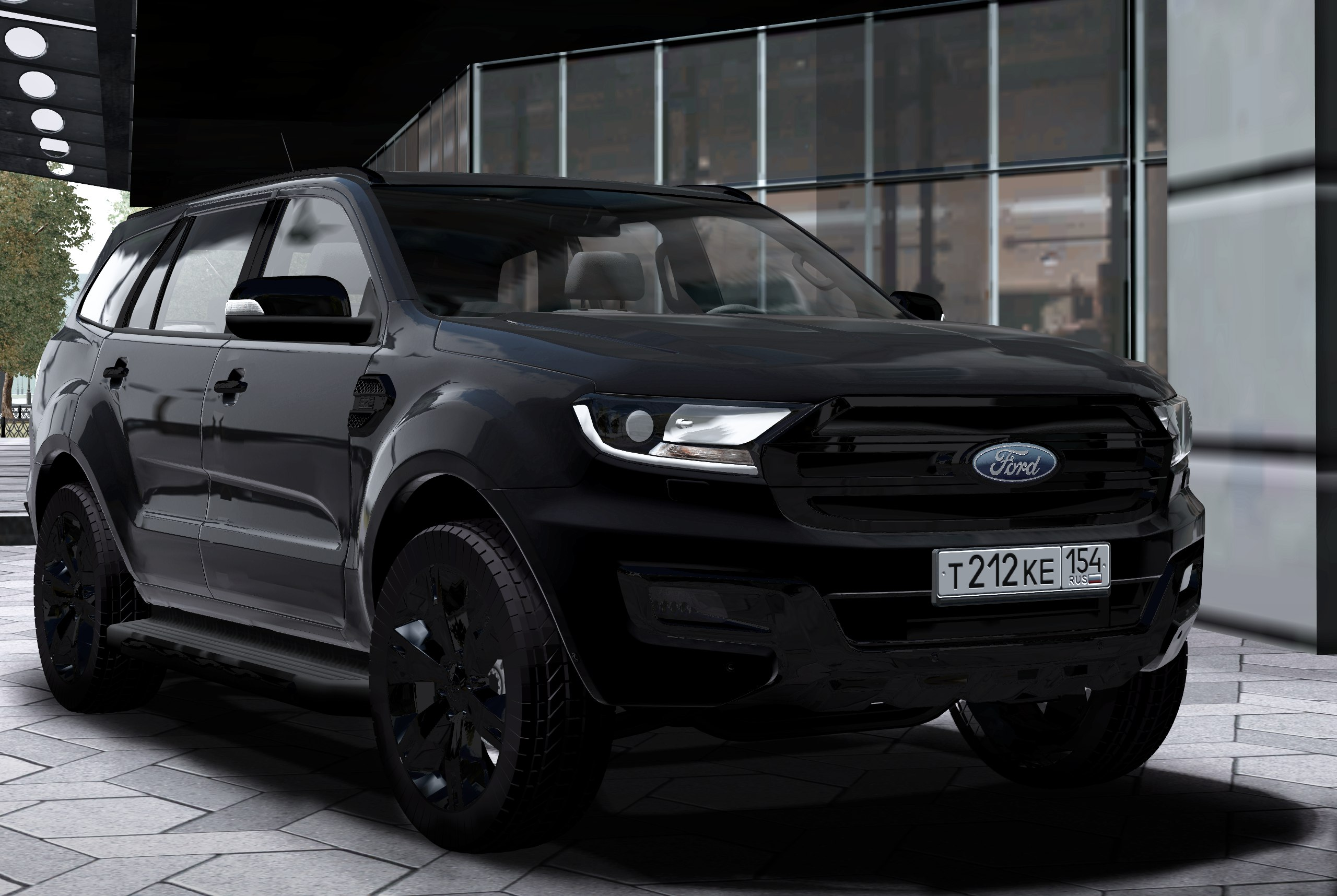 City Car Driving Topic 2017 Ford Everest Titanium 1 5 4 1 1