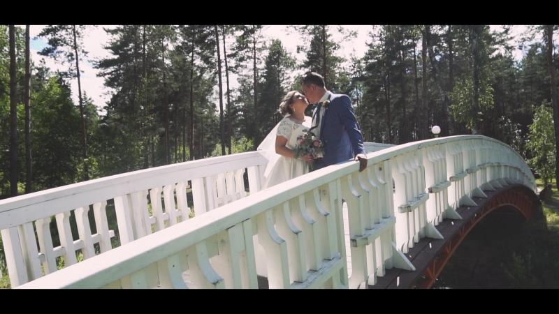 Свадебный клип I Александр и Юлия