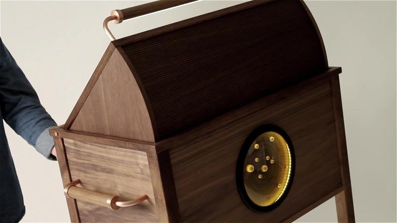 The Speaker - Love Hultén Design (1)