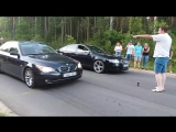 BMW E60 530d vs A6 C6 3.0TDI