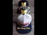 Кепки снепбэк Wu-Tang clan