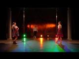 Вершинина Ирина и Петухова Анастасия - Pole Dance Show (duet)
