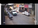 В Бразилии мотоциклист попал в страшную аварию и остался жив